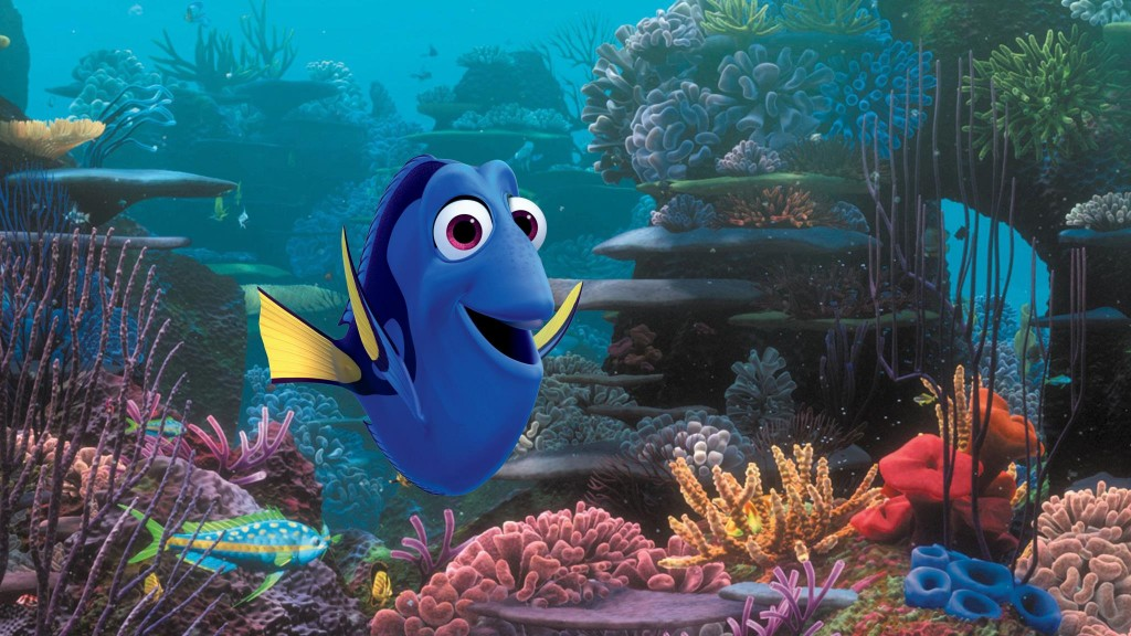 Finding Dory Facebook Page