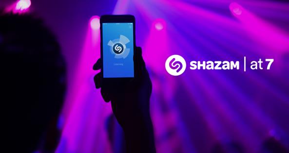 Shazam at 7