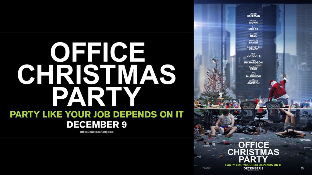 See Office Christmas Party Before It Hits Theatres Kiss Radio