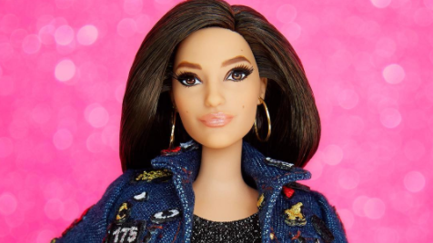 Barbie Just Made An Ashley Graham Doll That Matches Her ...