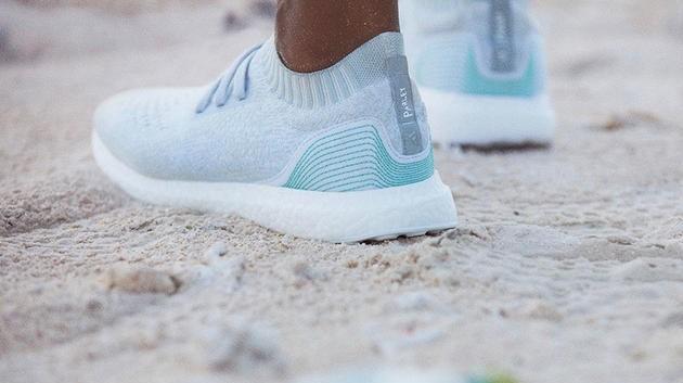 recycled Ocean plastic