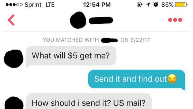 This Tinder Scam Is Crushing Thirsty Dudes! - KiSS RADiO