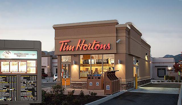 Tim Hortons Pay it Forward