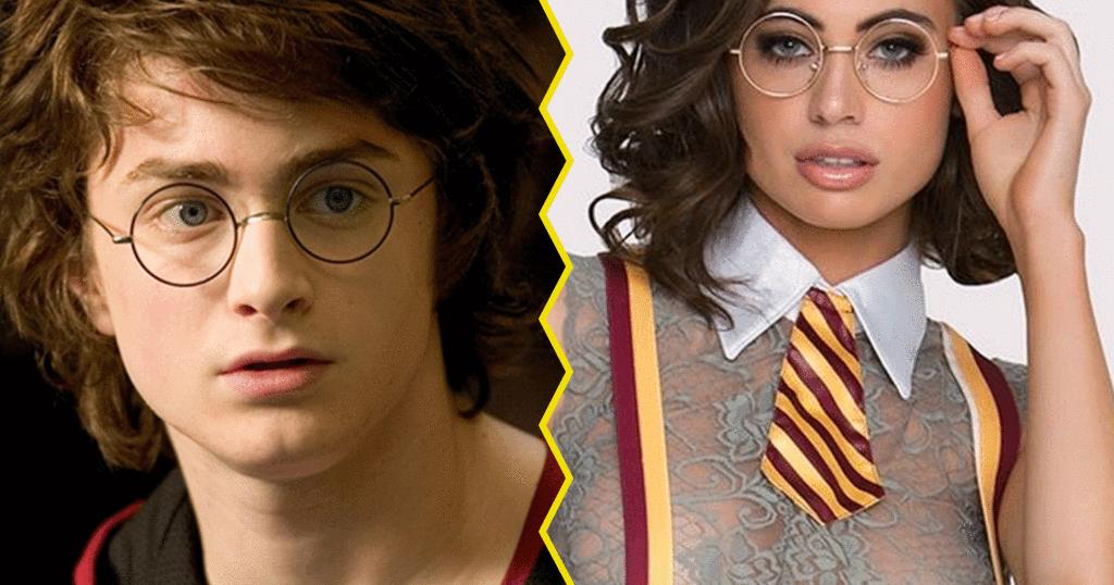 Harry Potter Lingerie