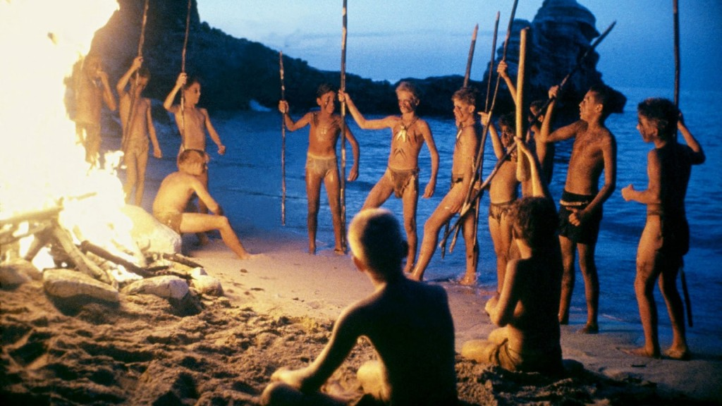 the adaptation of boys to the isolated society in william goldings novel lord of the flies Never forget that we are talking about a group of boys whose why is the island so isolated in that so lord of the flies by william golding.