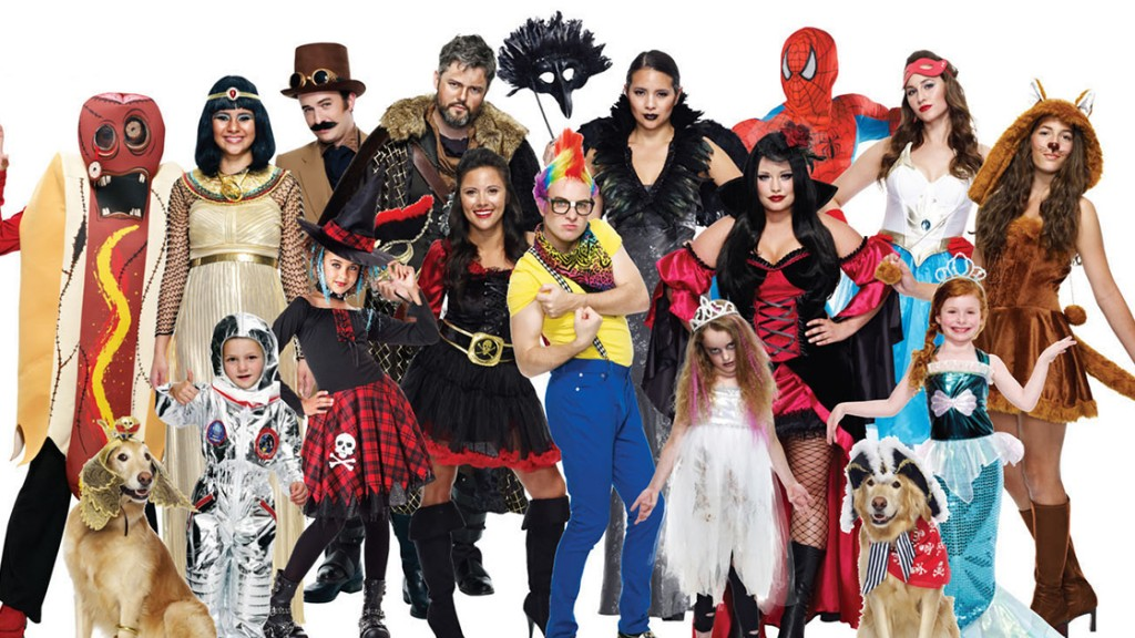most searched halloween costumes for