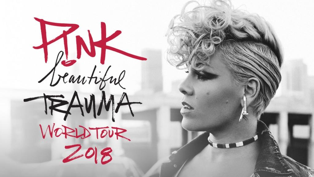 P Nk Beautiful Trauma World Tour 2018 Kiss Radio