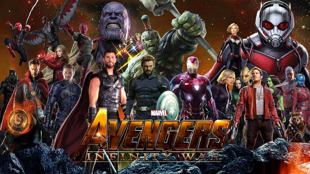 "(WATCH) Stop What You're Doing. The ""Avengers: Infinity ..."