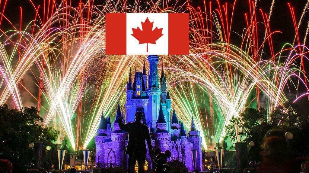 Disney Canadians