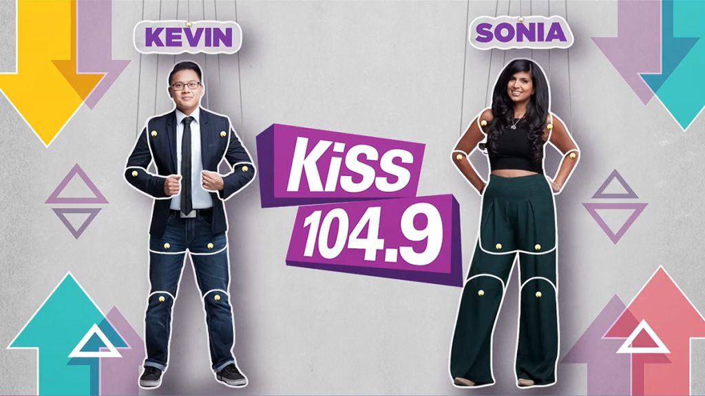 Our New TV Ad - KiSS RADiO