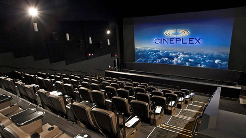 cineplex theatre movie movies entertainment canada theatres subscription service tix arrived cheap credit going