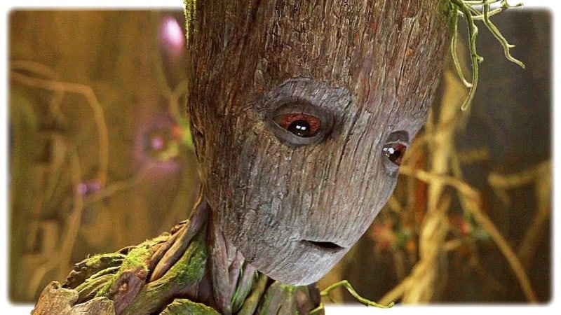 James Gunn Reveals What Groot Said At The End Of 'Avengers ...