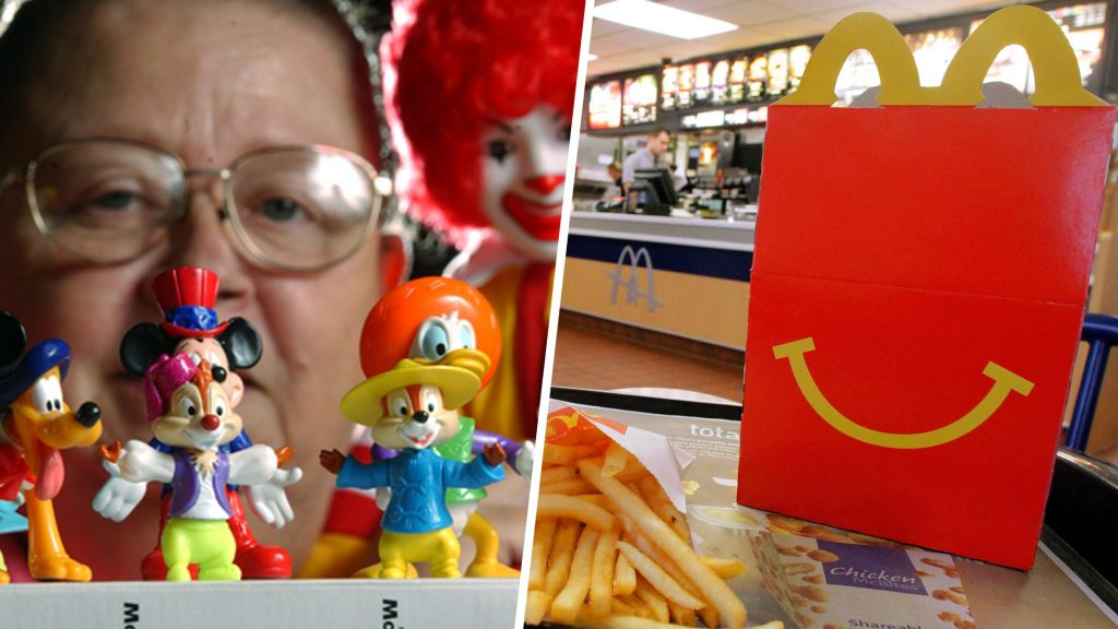 Those Old Happy Meal Toys Could Be Worth Big Money Kiss