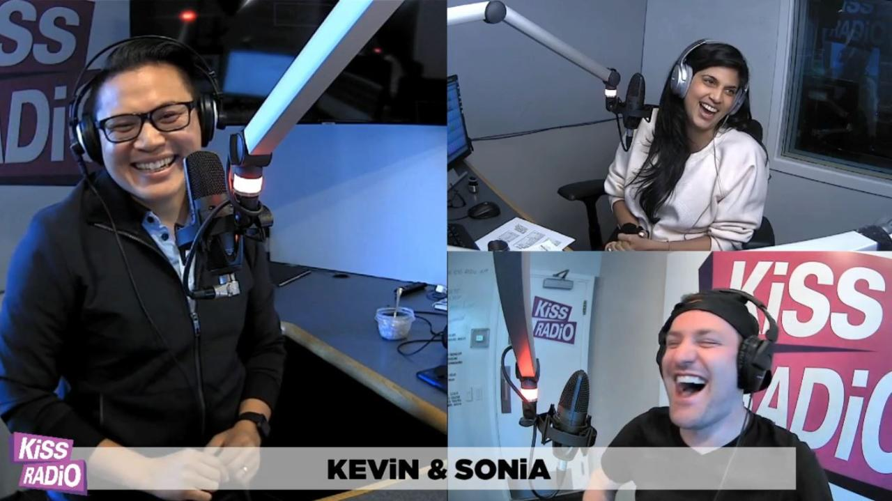 """Kevin & Sonia's Sexy Slow Jams: """"Potted Plants Vs  Veggie Burgers"""